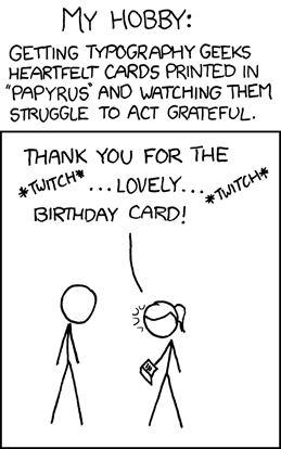 xkcd is evil