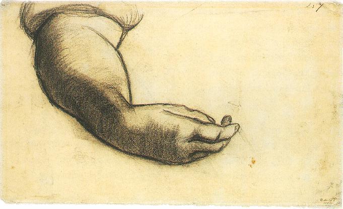 Arm, December-May, 1884-85, Van Gogh