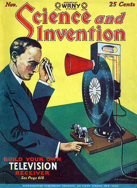Science and Invention Nov 1928