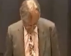 Richard Dawkins gives talk