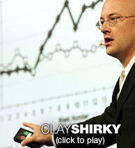 Clay Shirky on cognitive surplus