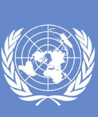 logo for United Nations