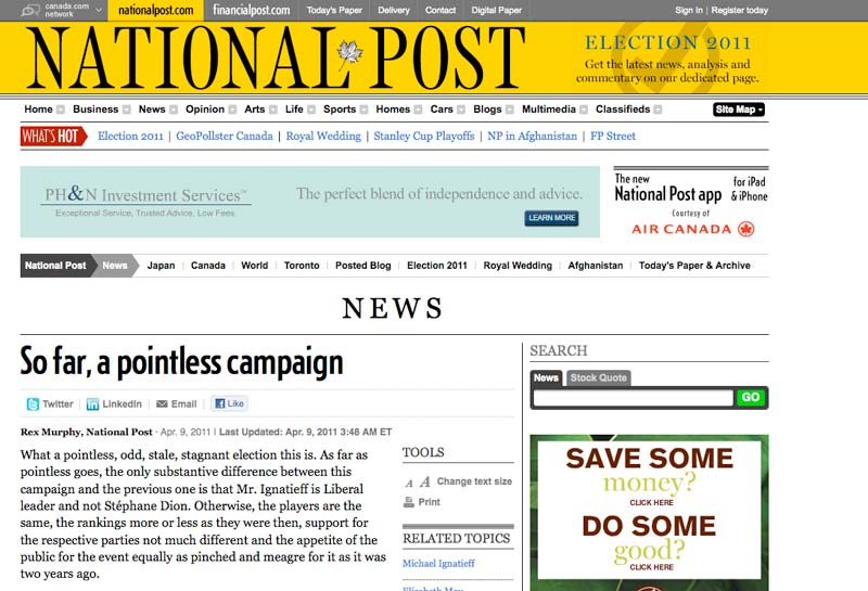 screenshot april 19 2011 rex murphy national post april 9 article