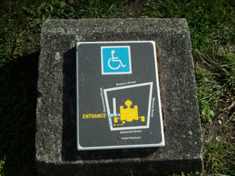 Victoria is a city of burgeoning usability practices.