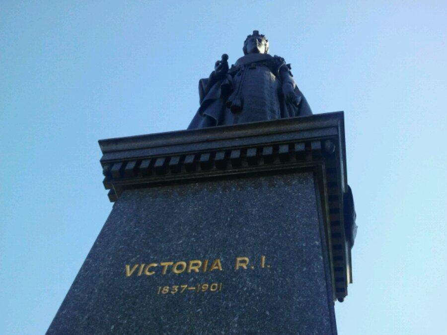 Queen Victoria; namesake