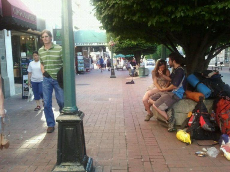City of hippies.