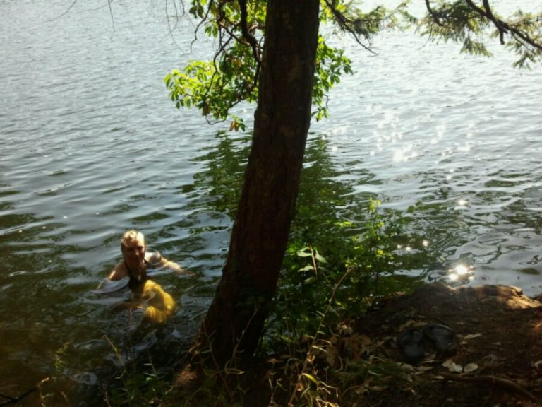 Thetis lake: summer is here afterall