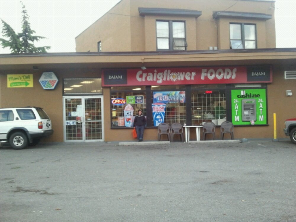 Local corner store in VicWest