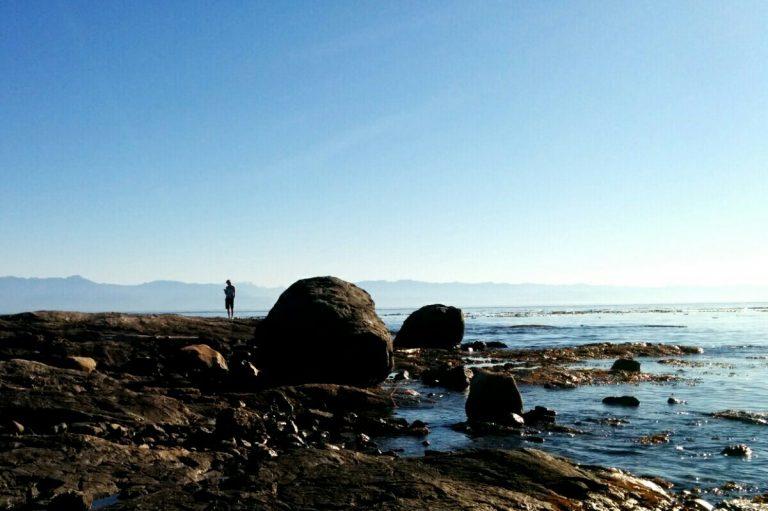 Autumn on the Salish Sea