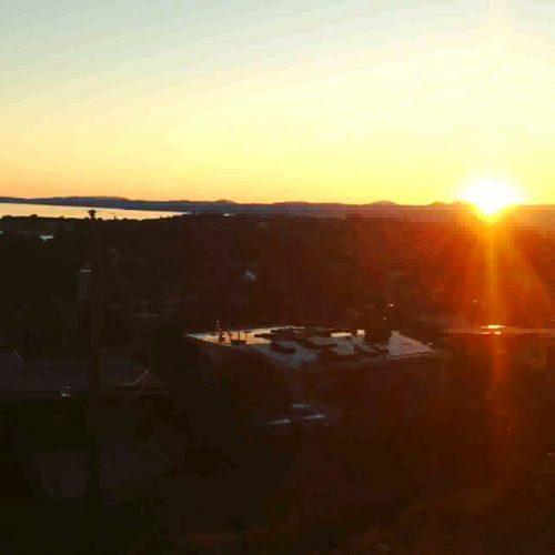 sunset yyj Lkwungen SalishSea