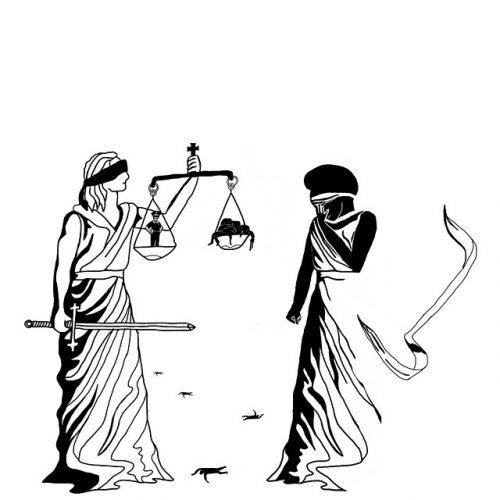 ferguson blacklivesmatter justiceiscoming whiteimagination sherwindraws