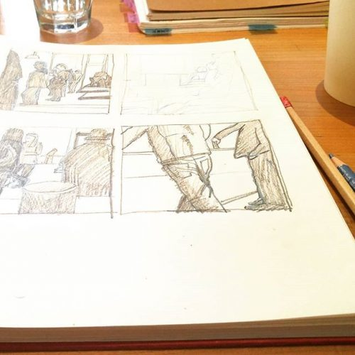 Sunday is drawing day with Gilda Shannon