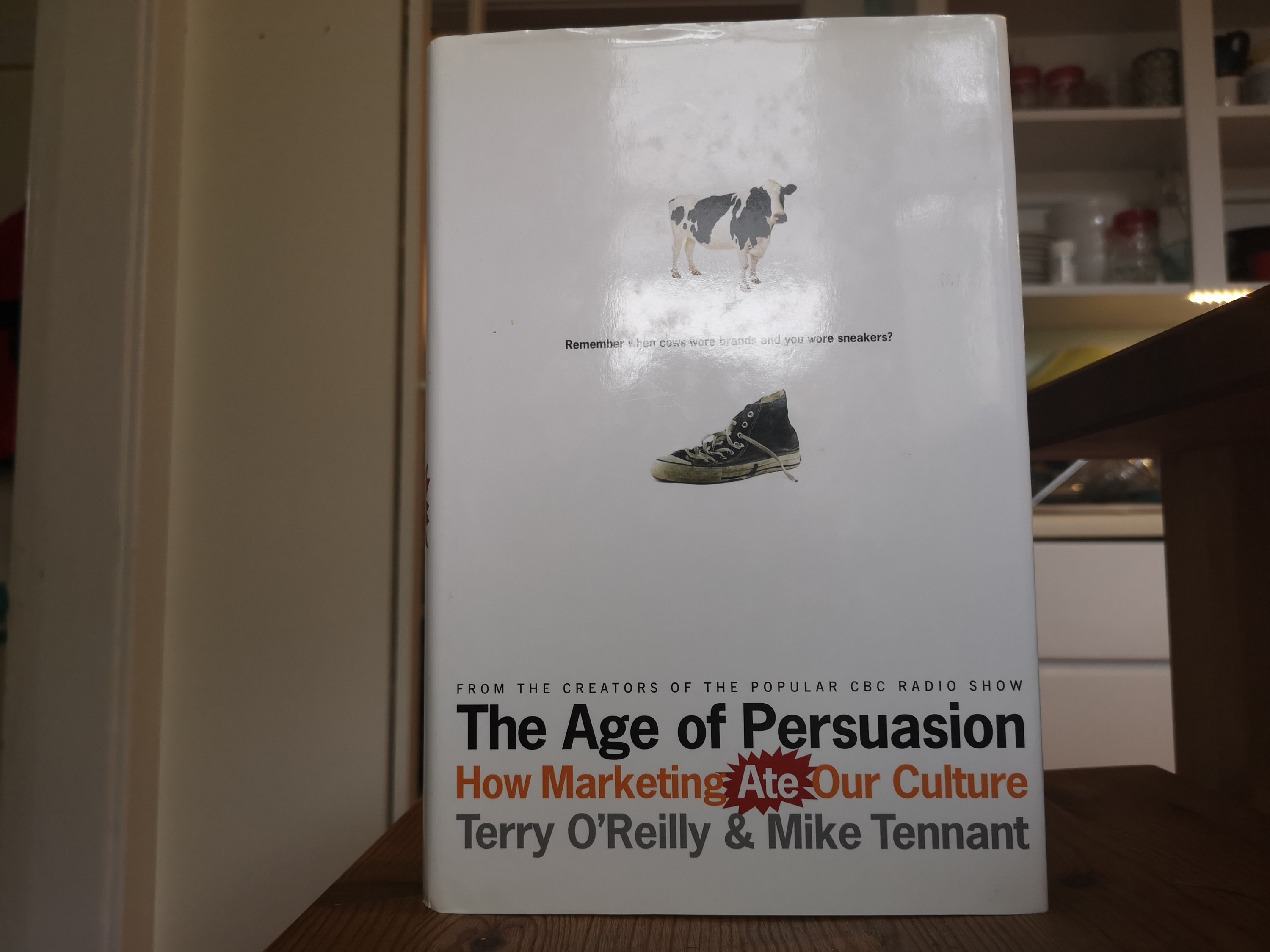 The Age of Persuasion cover.
